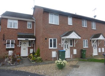 Thumbnail 2 bedroom terraced house to rent in Todd Close, Aylesbury