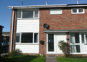 Thumbnail 2 bed end terrace house to rent in Donnington Road, Shipston-On-Stour