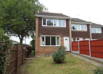 Thumbnail 3 bed semi-detached house to rent in Waterford Drive, Chaddesden, Derby