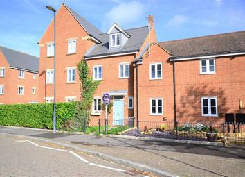 Thumbnail 3 bed town house for sale in Pioneer Road, Swindon