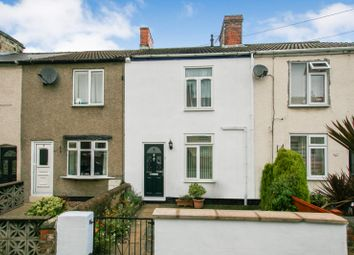 Thumbnail 2 bed terraced house for sale in Burnell Street Brimington, Chesterfield, Derbyshire