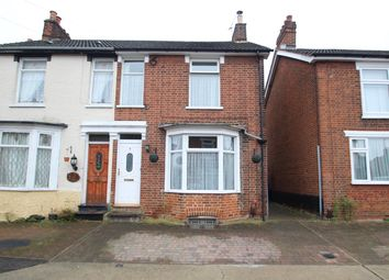 Thumbnail 3 bedroom semi-detached house for sale in Alston Road, Ipswich