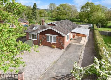 Thumbnail 3 bed detached bungalow for sale in Yarpole, Herefordshire