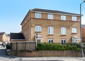 Thumbnail 4 bed town house for sale in Ferndown Close, Beggarwood, Basingstoke