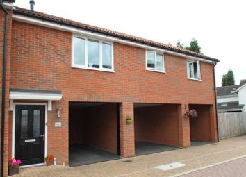 Thumbnail 2 bed flat for sale in Buzzard Rise, Stowmarket