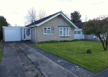 Thumbnail 2 bed bungalow for sale in Ryecroft Avenue, York