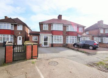 Thumbnail 4 bed semi-detached house to rent in Firs Drive, Hounslow, Middlesex