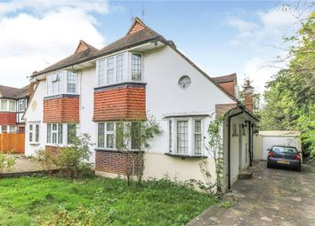 3 bed semi-detached house for sale in Parklawn Avenue, Epsom, Surrey KT18