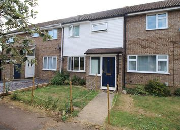 Thumbnail 3 bed terraced house for sale in Bure Close, St. Ives, Huntingdon