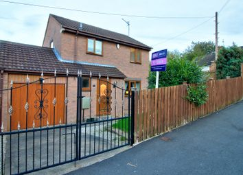 Thumbnail 3 bed detached house for sale in Robin Hood Road, Sheffield