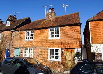 Thumbnail 2 bed end terrace house for sale in Fair Lane, Robertsbridge, East Sussex, .