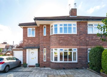Thumbnail 3 bedroom semi-detached house for sale in St. James Avenue, London