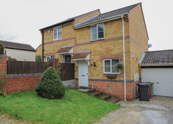 Thumbnail 2 bed semi-detached house for sale in Crow Croft Road, Pilsley, Chesterfield