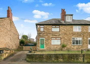 Thumbnail 3 bed semi-detached house for sale in Listing Lane, Liversedge