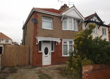Thumbnail 3 bed semi-detached house for sale in Coventry Drive, Rhyl, Denbighshire