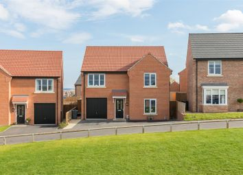 Thumbnail 4 bed detached house for sale in Acre Way, Malton