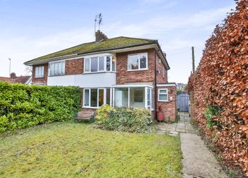 Thumbnail 3 bed terraced house for sale in Drayton High Road, Hellesdon, Norwich