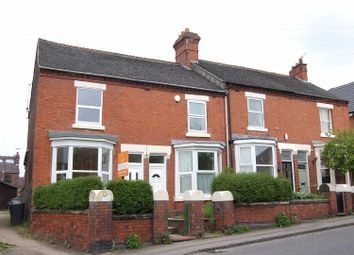 Thumbnail 3 bed end terrace house to rent in Silverdale Road, Wolstanton, Newcastle-Under-Lyme