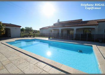 Thumbnail 4 bed detached house for sale in Aquitaine, Lot-Et-Garonne, Condezaygues