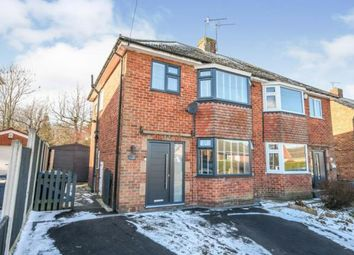 Thumbnail 3 bed semi-detached house for sale in Ling Road, Chesterfield, Derbyshire