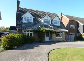 Thumbnail 4 bed detached house to rent in The Woodlands, Corton, Lowestoft