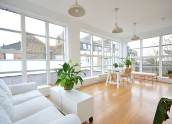 Thumbnail 3 bed flat for sale in Bethwin Road, Camberwell