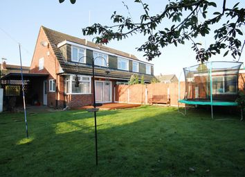 Thumbnail 3 bed semi-detached house for sale in Keith Avenue, Great Sankey, Warrington
