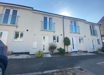 Thumbnail 2 bed terraced house for sale in Rifleman Walk, Plymouth