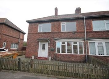 Thumbnail 3 bed semi-detached house to rent in Rawlinson Avenue, Billingham, Stockton On Tees