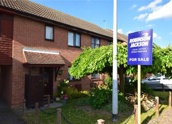 Thumbnail 3 bed terraced house for sale in Strawberry Fields, Swanley, Kent
