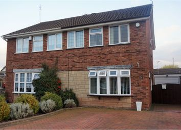 Thumbnail 3 bedroom semi-detached house for sale in Digby Road, Kingswinford