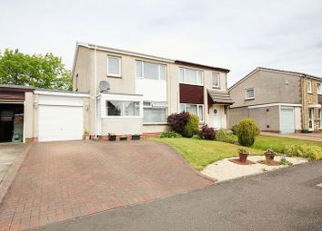 Thumbnail 3 bed semi-detached house for sale in Easter Bankton, Bankton, Livingston
