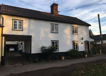 Thumbnail 4 bedroom end terrace house for sale in The Green, Palgrave, Diss