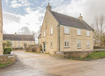Thumbnail 4 bed detached house for sale in Castle Farm Close, Leighterton