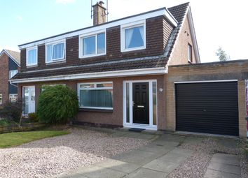 Thumbnail 1 bed semi-detached house for sale in Rannoch Place, Kinross