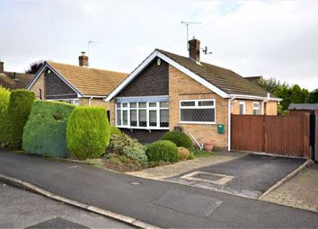 Thumbnail 2 bed detached bungalow for sale in Shirley Road, Swanwick, Alfreton