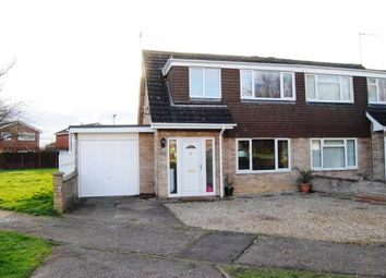 Thumbnail 4 bed semi-detached house for sale in King's Lynn, Norfolk