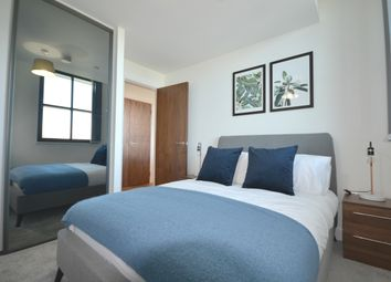 Thumbnail 1 bedroom flat to rent in Bath Road, Cippenham, Slough