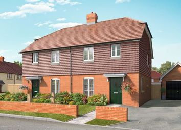 Thumbnail 3 bedroom semi-detached house for sale in School Lane, Broughton