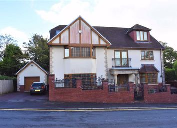 Thumbnail 5 bed detached house for sale in Coniston Walk, Tycoch, Swansea