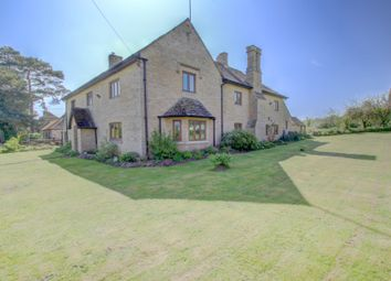 Thumbnail 5 bed farmhouse for sale in Main Street, Laxton, Corby