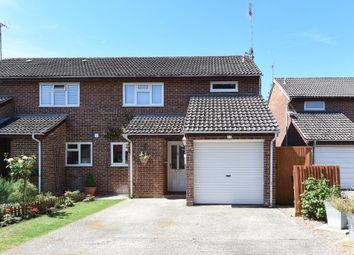 Thumbnail 3 bed semi-detached house for sale in Goldsworth Park, Woking