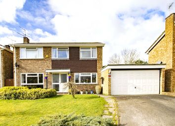 4 bed detached house for sale in Lightwater Meadow, Lightwater, Surrey GU18