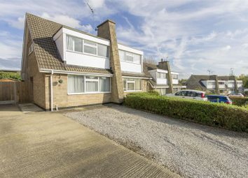 Thumbnail 2 bed semi-detached house for sale in Milton Place, Staveley, Chesterfield