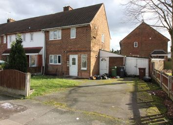 Thumbnail 2 bedroom terraced house for sale in Priestley Road, Walsall