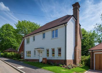 Thumbnail 4 bed detached house for sale in Windacres Farm Lane, Rudgwick, Horsham