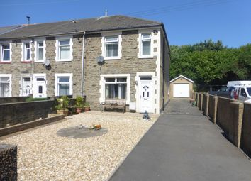 Thumbnail 3 bed end terrace house for sale in Railway Terrace, Talbot Green, Pontyclun