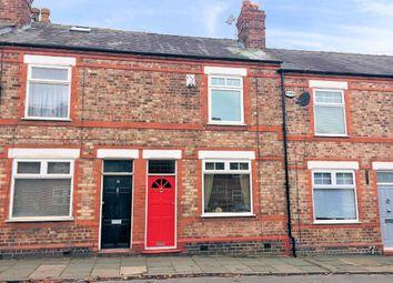 Thumbnail 2 bed terraced house for sale in Egerton Street, Stockton Heath, Warrington