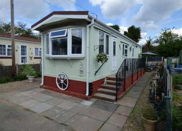 Thumbnail 1 bed mobile/park home for sale in Barkby Thorpe Lane, Thurmaston, Leicester, Leicestershire