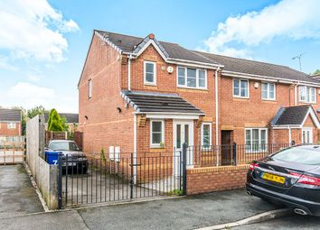Thumbnail 3 bed semi-detached house for sale in Glenville Road, Manchester